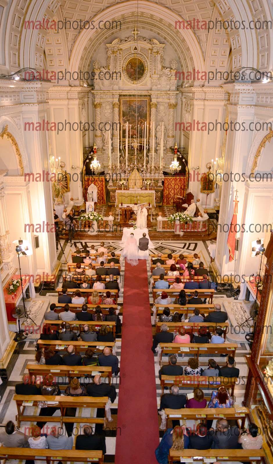 Attard Parish Church Village Malta Photos