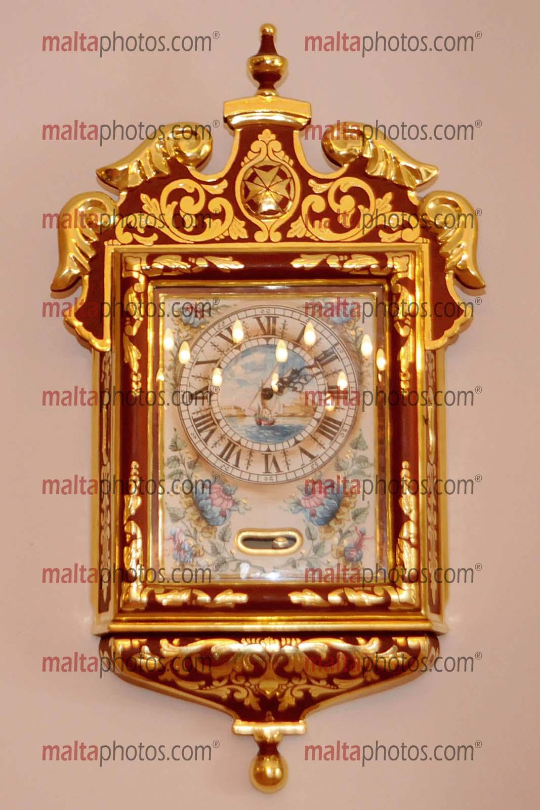 Gilder Mdina Gold Foil Crafts Arlogg Tal Lira Maltese
