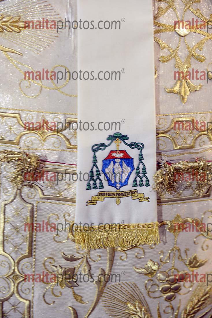 Clergy Gown Religious Sacret - Malta Photos